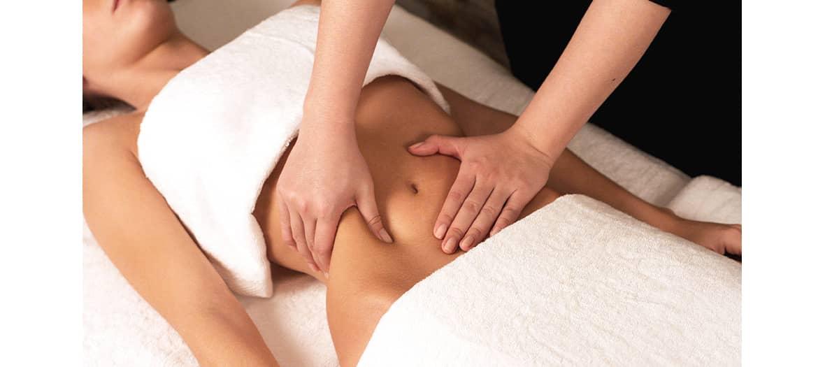 The slimming massage institute of la maison du Tui Na in Paris