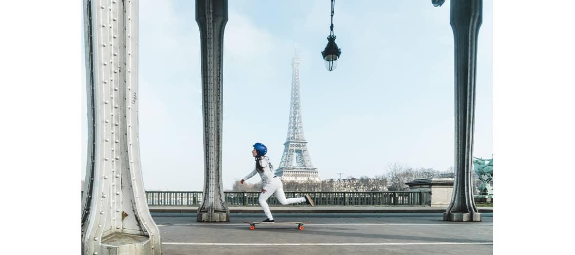 Une séance yuj yoga à Paris