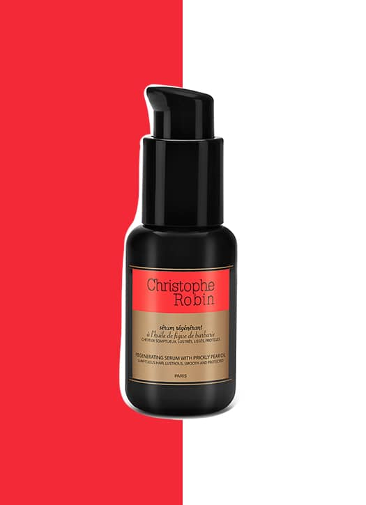 Regenerating serum with prickly pear oil, Christophe Robin