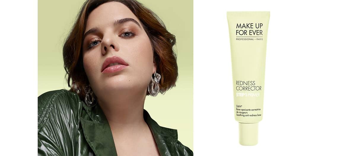 la nouvelle gamme STEP 1 Primers de Make Up For Ever.