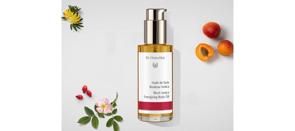 Birch Arnica care oil, Dr. Hauschka