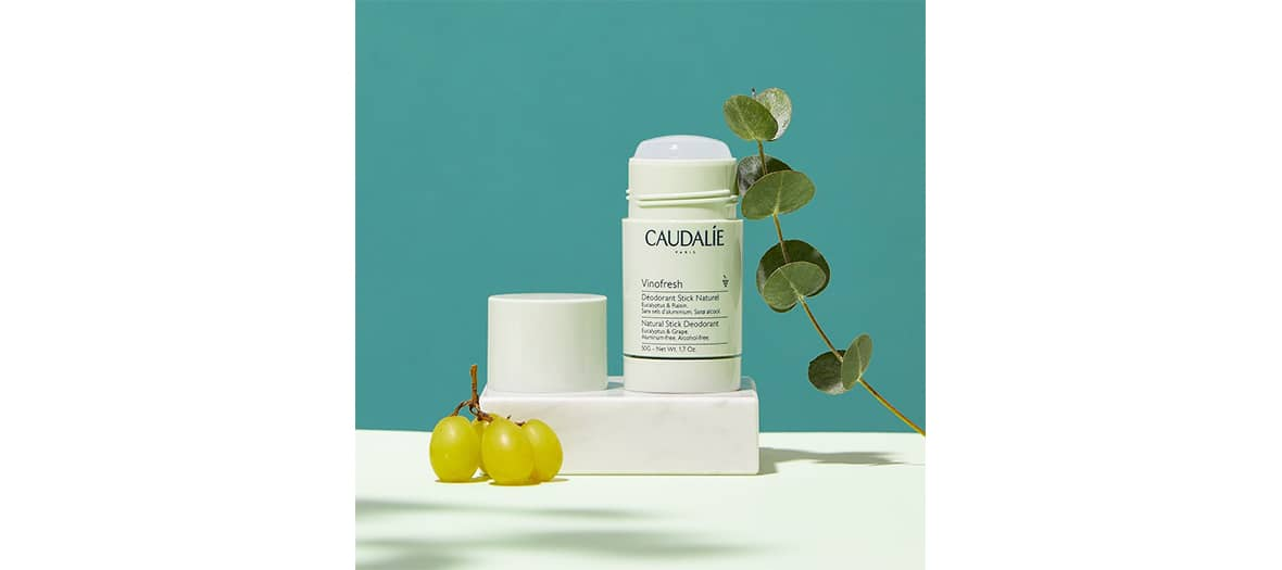 Vinofresh organic deodorant from Caudalie