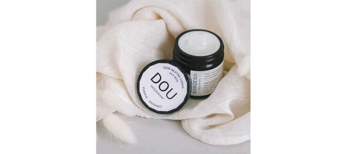 Dou de soin de soi organic deodorant