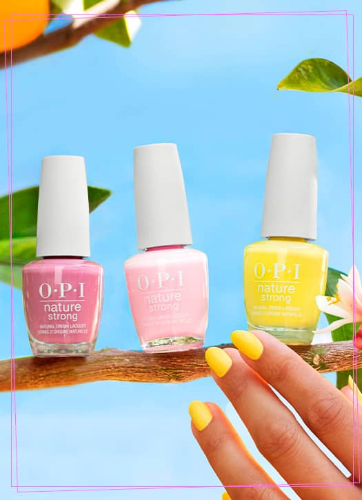 Le vernis à ongles Nature Strong, O.P.I.,