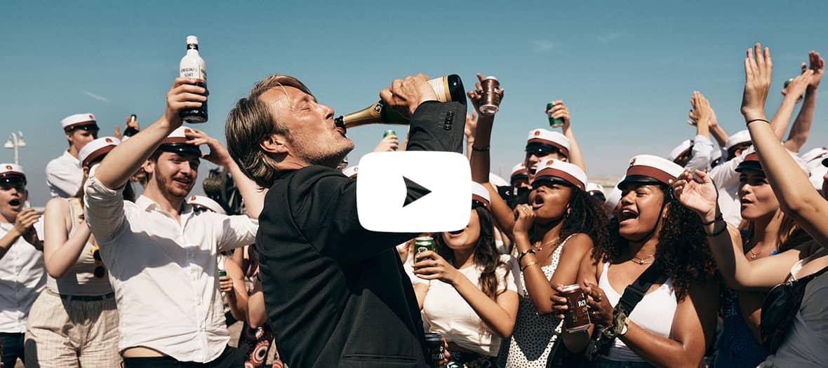 Extrait de Drunk avec Mads Mikkelsen