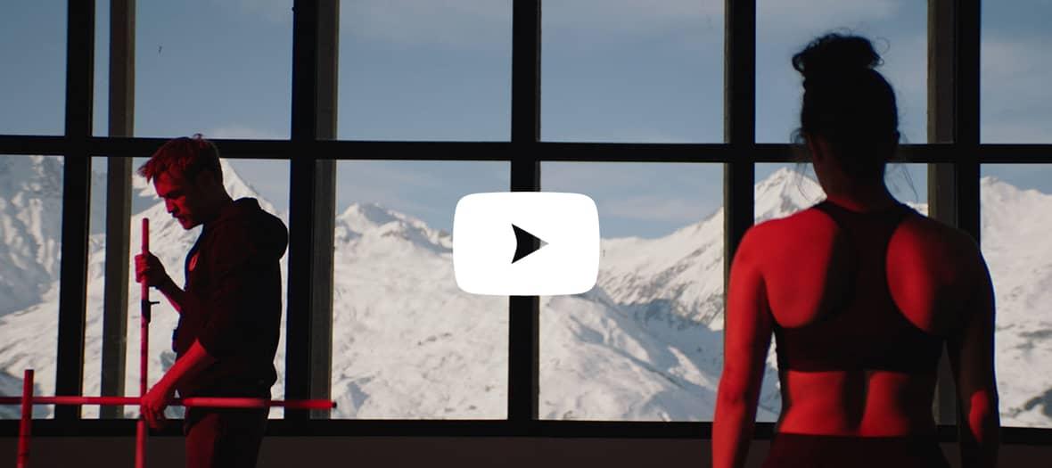 Extrait de Slalom de Charlène Favier
