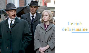 Le film Un Espion Ordinaire de Dominic Cooke avec Benedict Cumberbatch