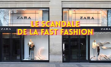 Le documentaire Fast Fashion sur Arte