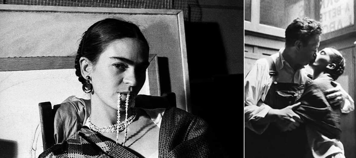 Exposition Frida Kahlo à la Galerie de l'instant