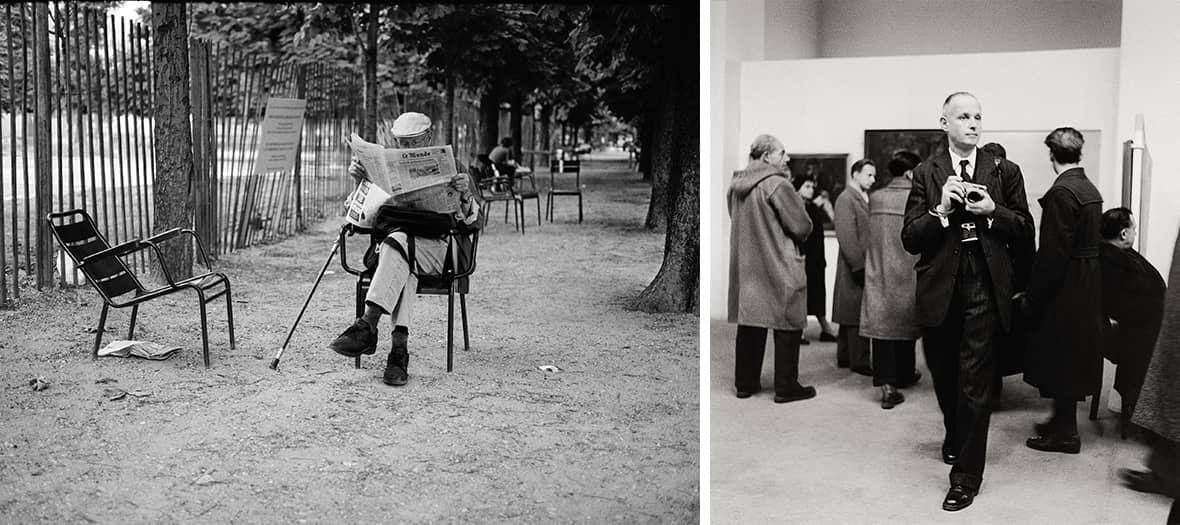 L'exposition Henri Cartier Bresson au Musée Carnavalet