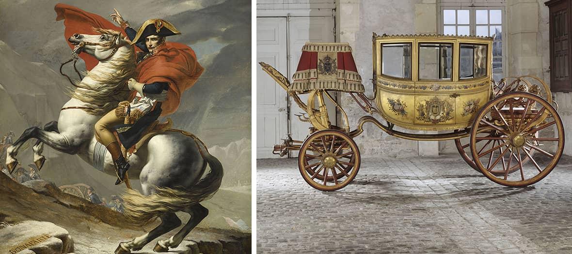 L'exposition Napoléon à la Vilette