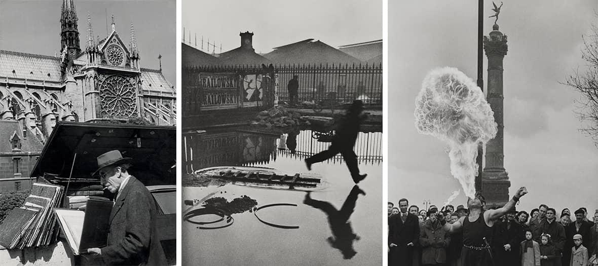 Henri Cartier Bresson à la Vilette