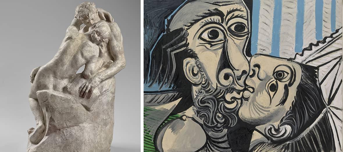 L'expo Picasso et Rodin au musée Picasso