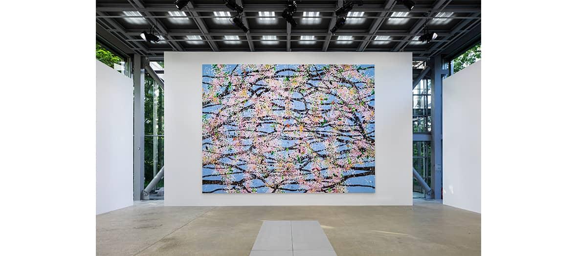 L'expo Damien Hirst à la fondation Cartier