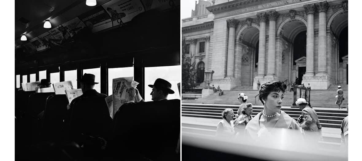 Vivian Maier au Musée du Luxembourg