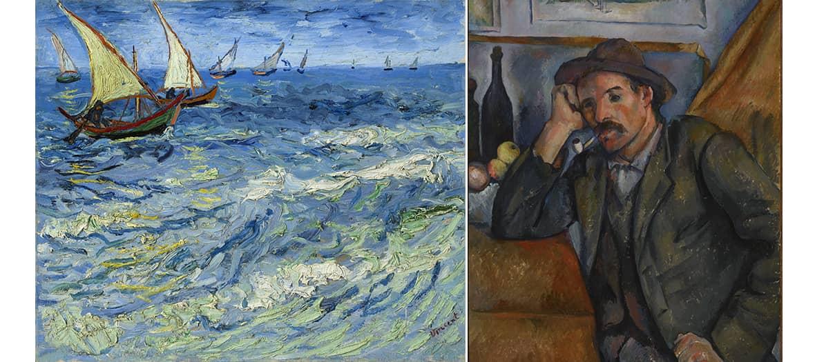 Cézanne and Van Gogh at the Morozov exhibition