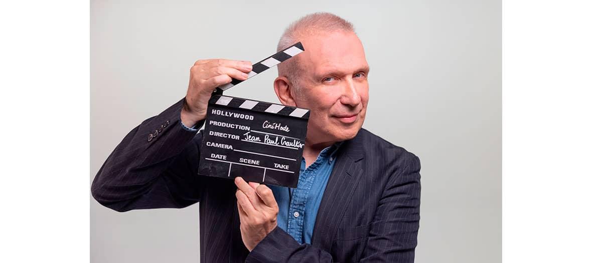 Le créateur Jean-Paul Gaultier à la cinémathèque