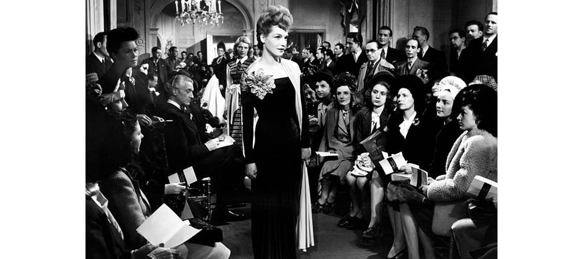 The woman à la cinémathèque