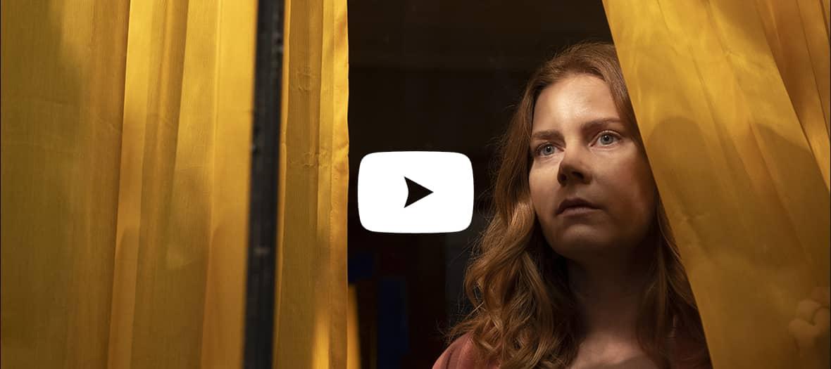 Extrait de Femme à la fenêtre sur Netflix avec Amy Adams