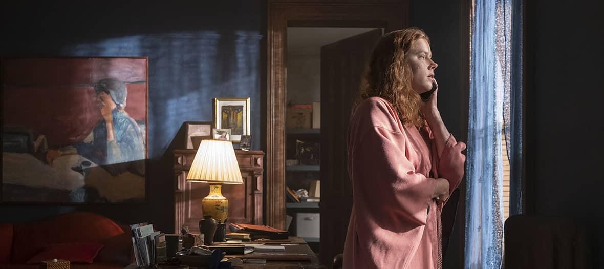 La femme à la fenêtre sur Netflix avec Amy Adams, Julianne Moore et Gary Oldman
