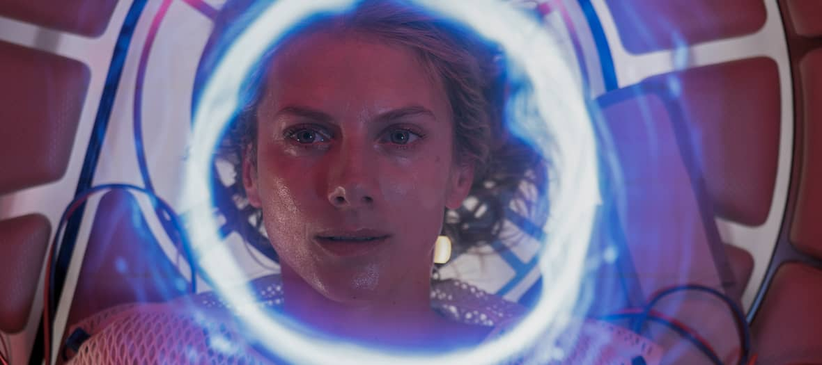 The movie Oxygen by Alexandre Ajar on Netflix with Mélanie Laurent