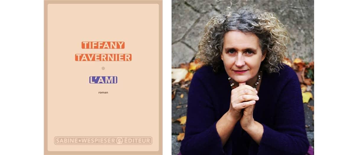 Livre L'ami de Tiffany Tavernier aux édition Sabine Wespieser