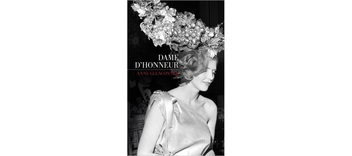 Le livre dame d'honneur aux éditions Les escales