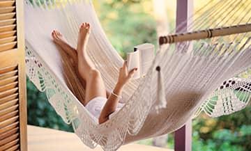 Les meilleurs romans pour l'été.