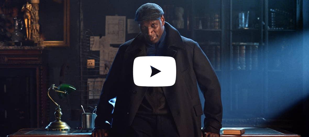 La série Lupin avec Omar Sy