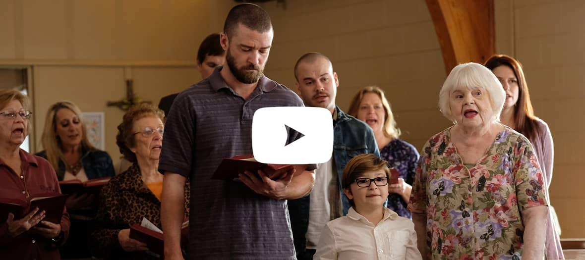 Extrait de la série Palmer avec Justin Timberlake