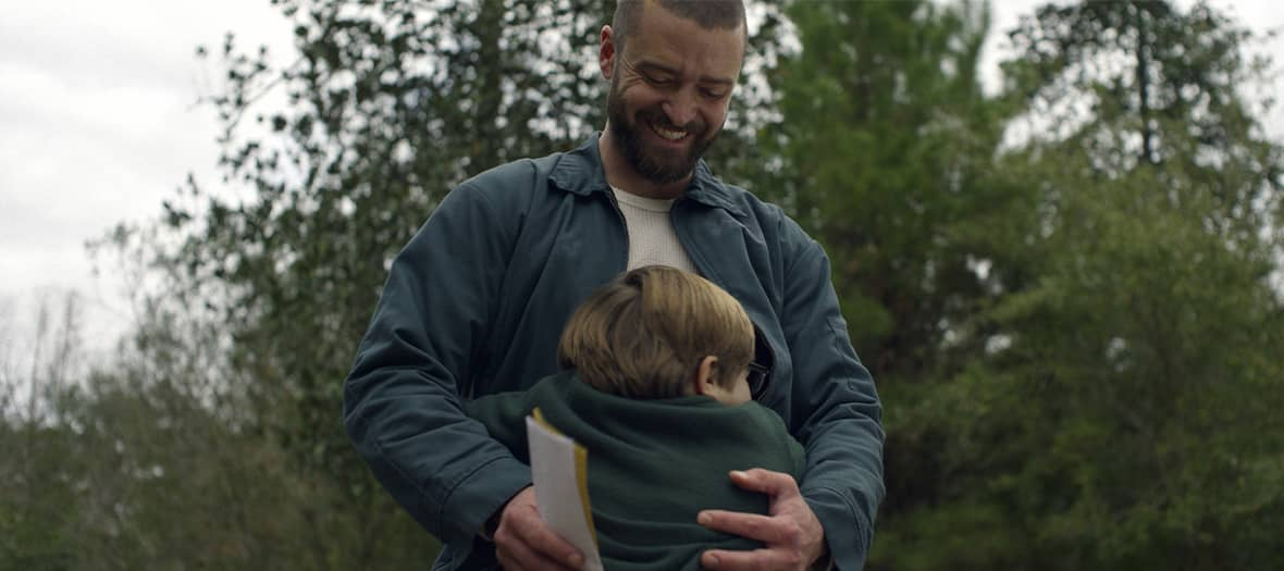 Justin Timberlake dans Palmer