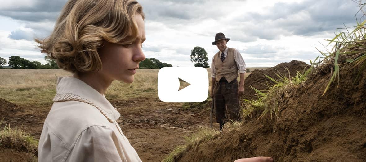 Extrait de The Dig avec Carey Mulligan et Ralph Fiennes