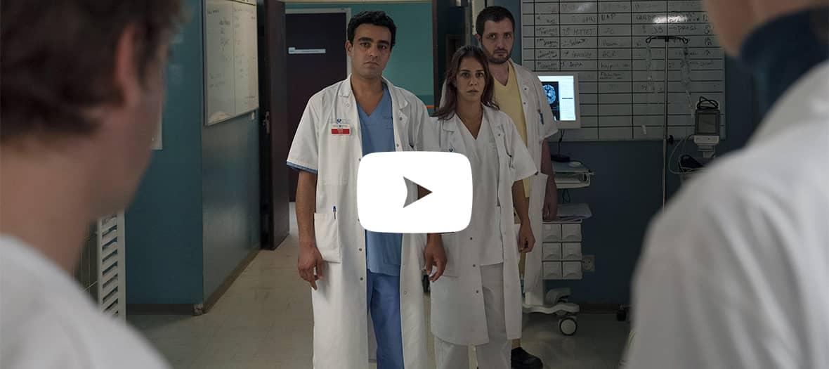 Bande annonce de la série Hippocrate saison 2 avec Louise Bourgoin avec
