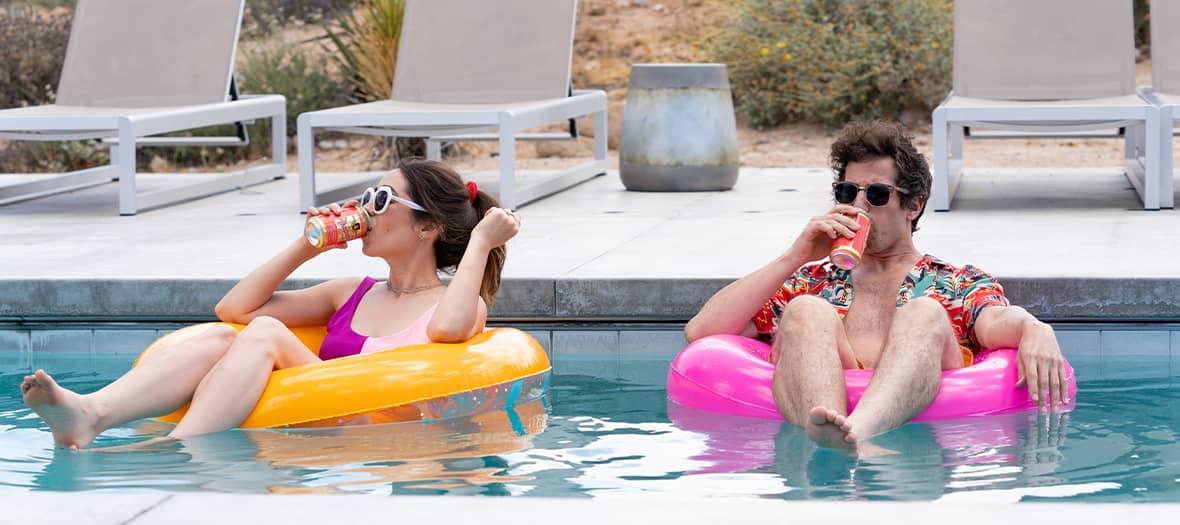 La série Palm Springs de Max Barbakow avec Andy Samberg et Cristin Milioti