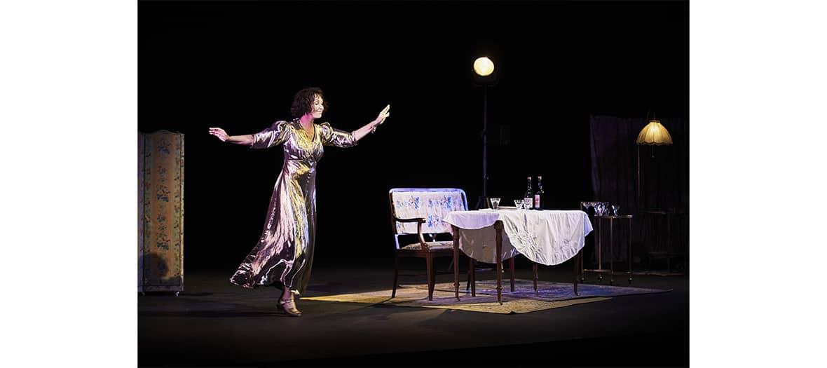 La pièce de théatre Doroty avec Zabou Breitman