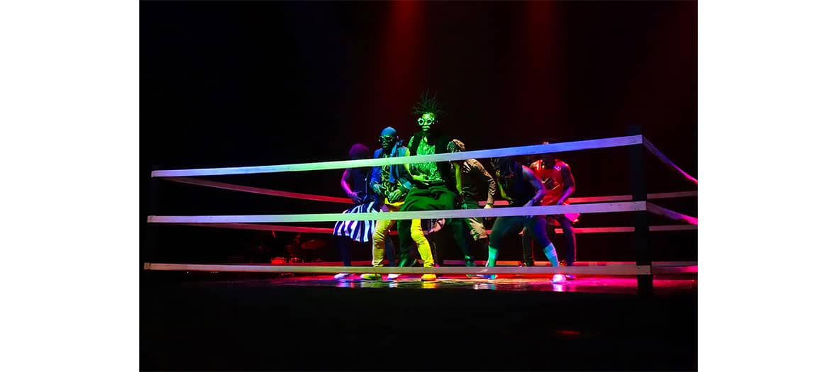 Le spectacle Temps Danse au Monfort