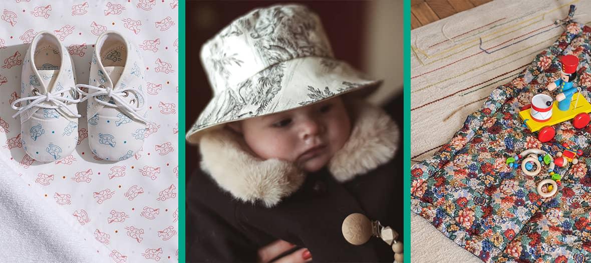 Les dernières tendances des cadeaux de naissance pour bébé.