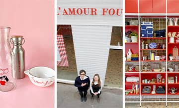 The gifts shop amour fou