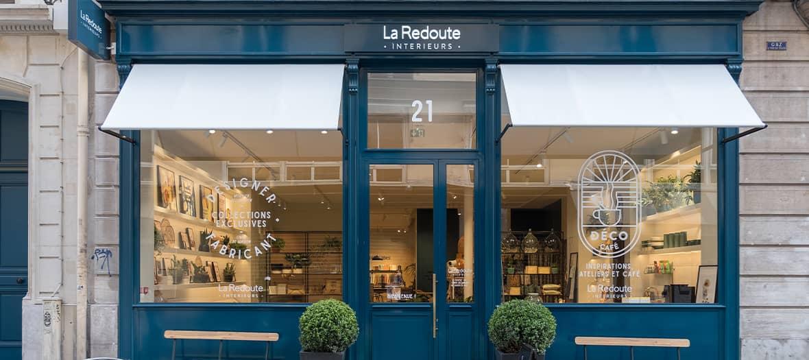 La boutique de la Redoute à Paris