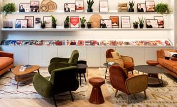 Le concept store de la Redoute à Paris