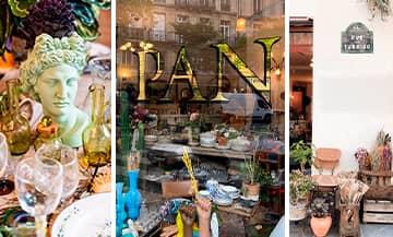 La brocante vintage de chez Pan