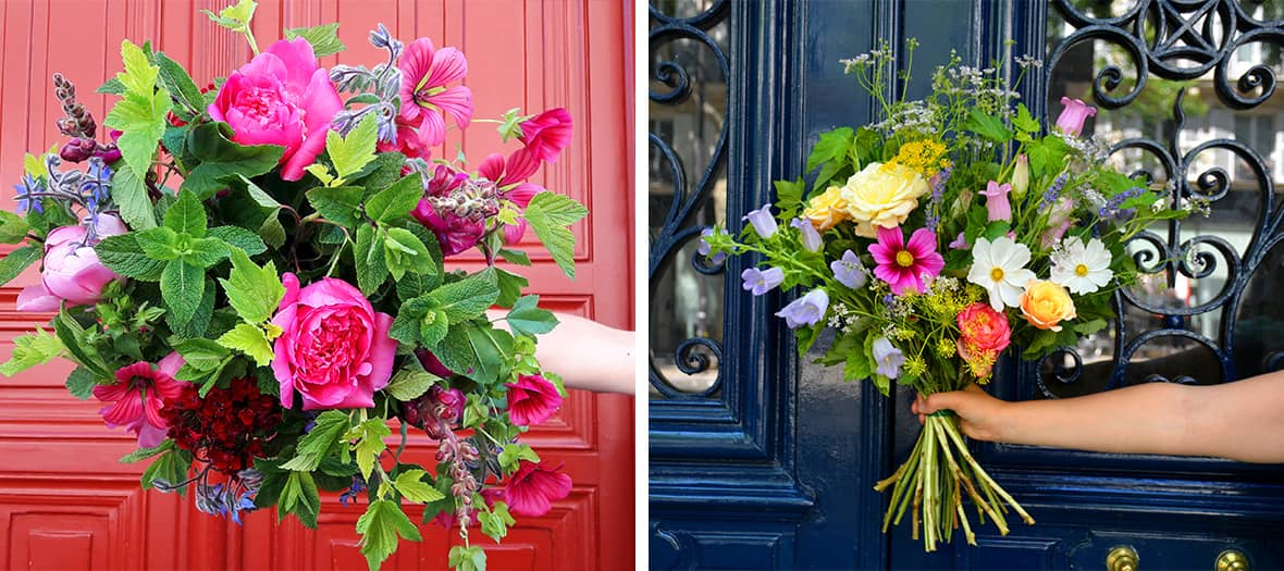 Fleurivore is the first edible and eco-responsible bouquet