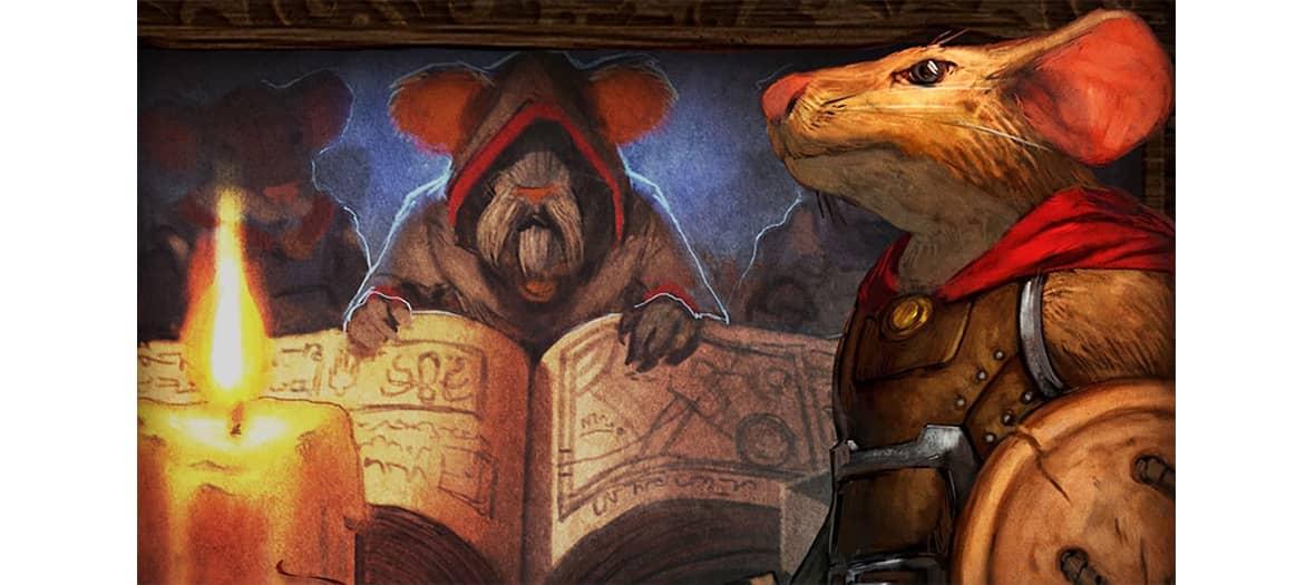 Le jeu de société Mice and Mystic chez Starplayer