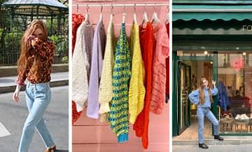 La boutique éco-responsable Raymonde à Paris