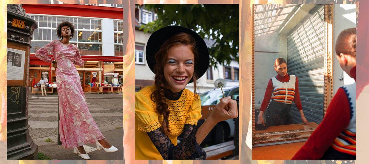 """Le mouvement Slow Fashion chez """"sous les pavés"""""""