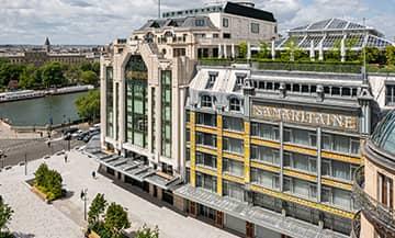 The Samaritaine reopening in Paris