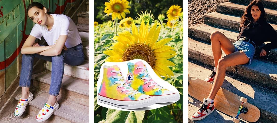 Sneakers Printemps