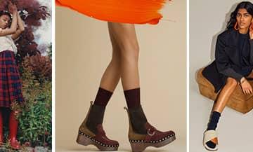 Les nouvelles tendances de chaussures pour l'automne