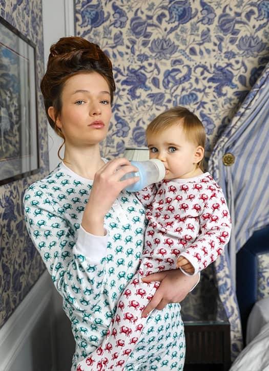 Pyjama Momi - Crab Me A River, Brai