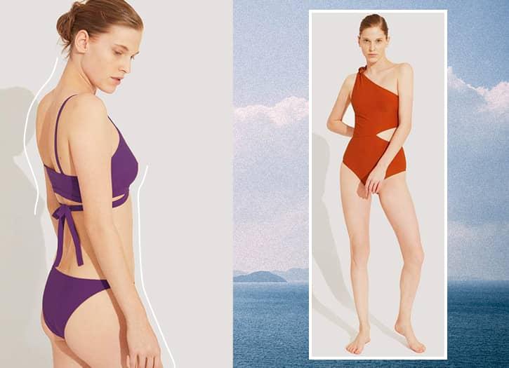Le maillot de bain Resea Swimwear